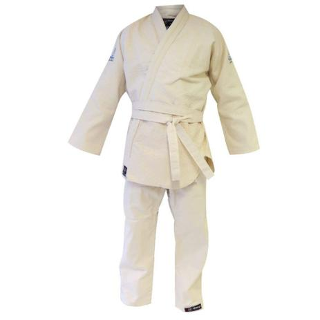 Imagem de Kimono Cru M1 Torah Judo/Jiu-Jitsu Combate Infantil