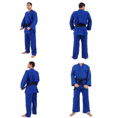 Imagem de Kimono Iniciante - Judo/Jiu Jitsu - Torah - Azul