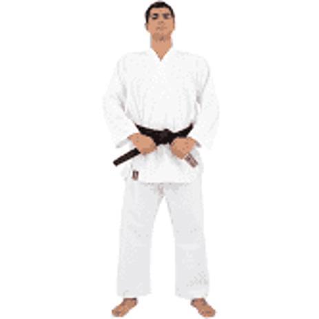 Imagem de Kimono Karate Torah Branco Tamanho A3