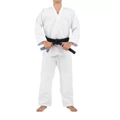 Imagem de Kimono Reforçado - Karate - Torah - Branco - A5