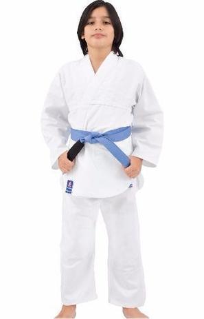 Imagem de Kimono Torah Combat Kids - Judo / Jiu Jitsu - Branco
