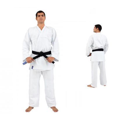 Imagem de Kimono Torah Iniciante Judo / Jiu Jitsu Branco - Adulto