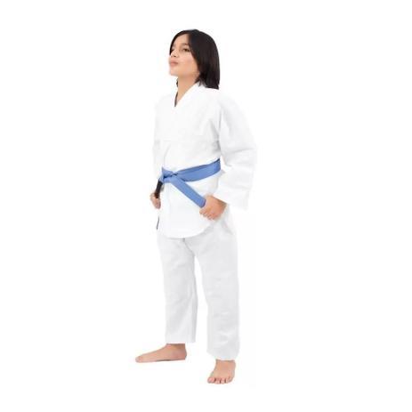 Imagem de Kimono Torah Karatê Lonado Especial K10 Branco - Infantil