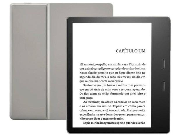 "Imagem de Kindle Oasis Amazon 7"" 8GB Wi-Fi"