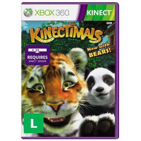 Imagem de Kinectmals - xbox 360