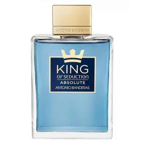 d2e939f14 King of Seduction Absolute Antonio Banderas - Perfume Masculino - Eau de  Toilette