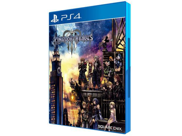 Imagem de Kingdom Hearts III para PS4