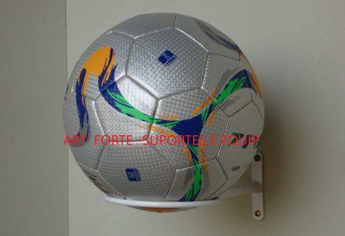 Imagem de Kit 05 Suporte De Parede P/ Bolas(futebol/basquete/ Volei)