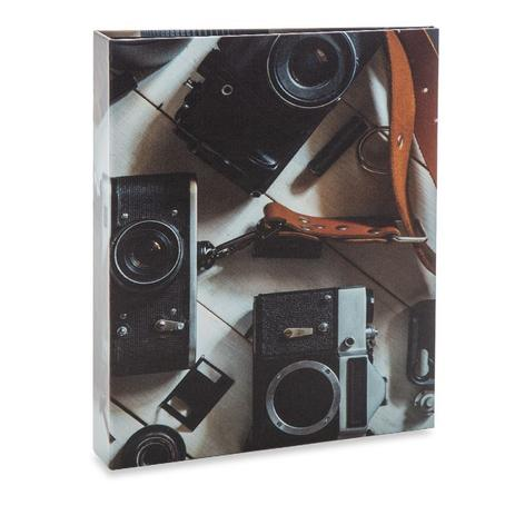 Imagem de Kit 2 Álbuns Photo Lovers 160 Fotos 10x15 Cameras