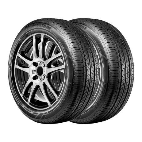 Imagem de Kit 2 Pneus Bridgestone Aro 16 205/55R16 EP-150 Ecopia 91V