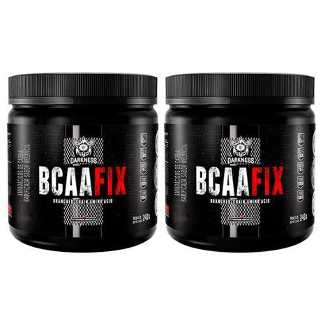 4d59a22f2 Kit 2 Un BCAA Fix Powder 240g Melancia Integral Medica - BCAA ...