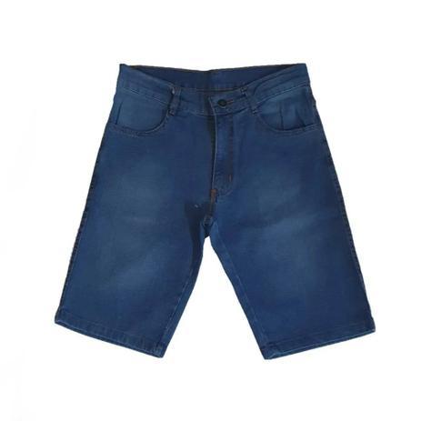 Imagem de Kit 3 Bermudas Jeans Masculina