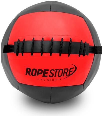 Kit 3 Bolas Wall Ball 10, 14, 20 Libras Vermelha Rope Store ... 65f940f50e