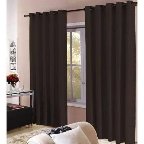 Kit 3 cortinas barcelona 300x250m cores admirare - Cortinas infantiles barcelona ...