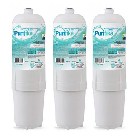 Imagem de Kit 3 Filtro Refil Para Purificador de Água Soft by Everest - Plus, Star, Slim, Fit e Baby (todos)