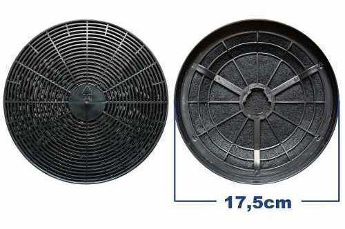 Imagem de Kit 4 Filtros de Carvão Ativado  p/ Depurador Fischer Slim Original
