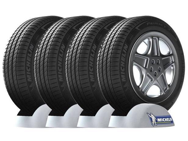 kit 4 pneus aro 17 michelin 225 50r17 98v primacy 3 green x kits de pneus magazine luiza. Black Bedroom Furniture Sets. Home Design Ideas