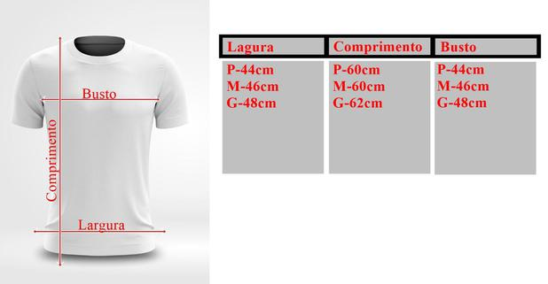 Kit 5 - blusas t-shirt feminina estampas e cores variadas - DANZZI