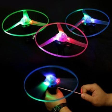 Imagem de Kit 5 Disco Voador Ufo de Led