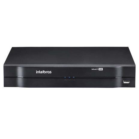 434f56ab8e7 Kit 8 Câmeras de Segurança HD 720p Intelbras VHD 1120B G4 + DVR Intelbras  Multi HD + HD WD Purple 1TB + Acessórios