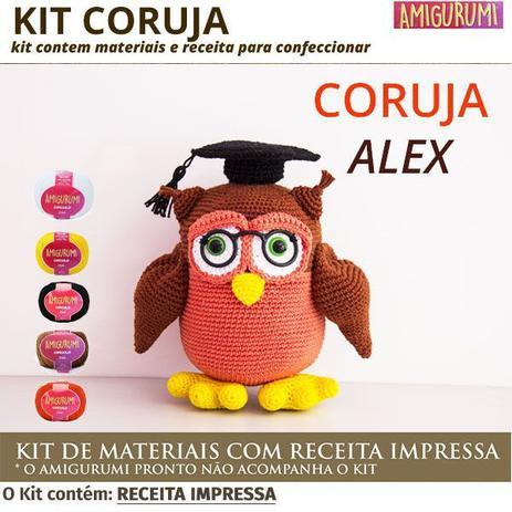 Kit Imperdível! 25 Linha Amigurumi + Agulha Soft + 4 Brindes - R ... | 463x463