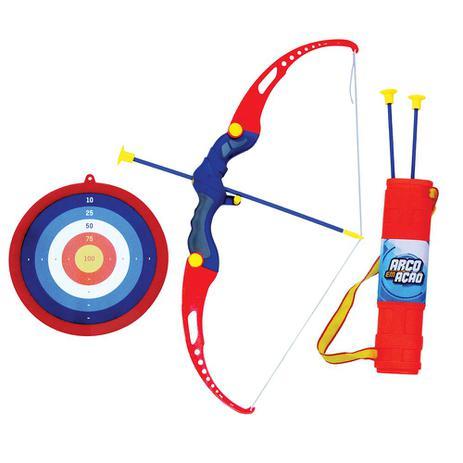 4ea1d13d6 KIT ARCO E FLECHA - Belfix - Bel fix - Arco e Flecha Infantil ...