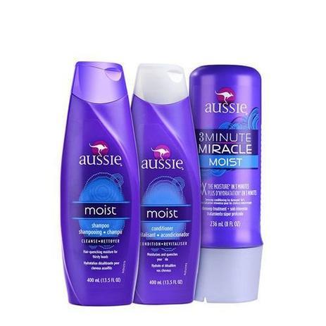 9d96f4127 Kit Aussie Shampoo + Condicionador + 3 Minute Miracle - Corpo e ...