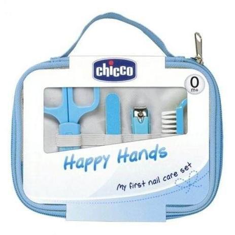 Imagem de Kit Azul de Cuidados com o Bebe Chicco 100190