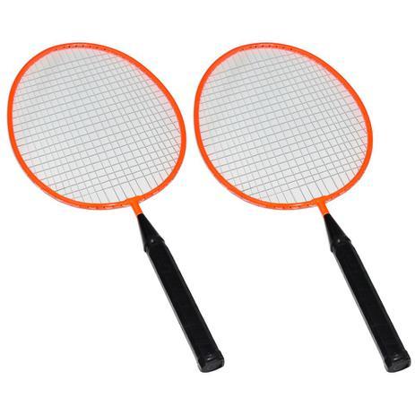 ca72a70ff6a65 Kit Badminton Infantil 2 Raquetes 1 Peteca Winmax - Laranja - WMY02021Z2 -  Ahead Sports