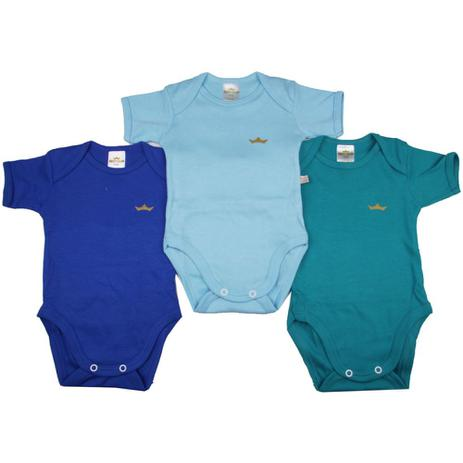 a27c89b00c Kit Bodies Suedine Confort Menino Liso - Best Club - Best club baby ...