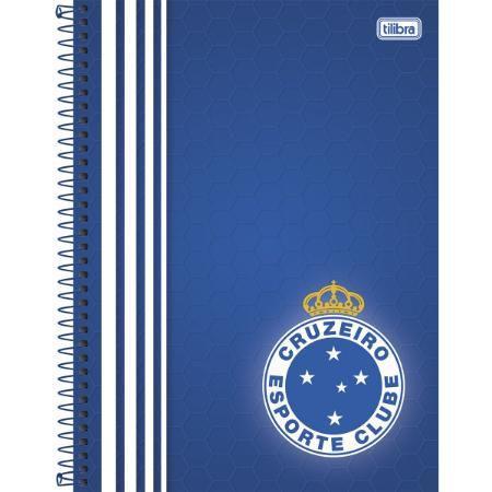 b3af27f813 Kit c  4 Caderno Cruzeiro 96F Capa Dura Oficial - 104099 - Tilibra ...