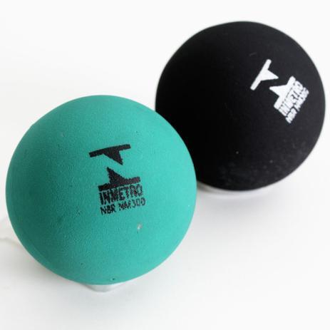 Imagem de Kit c/ 6 Bolas de Frescobol AX Esportes