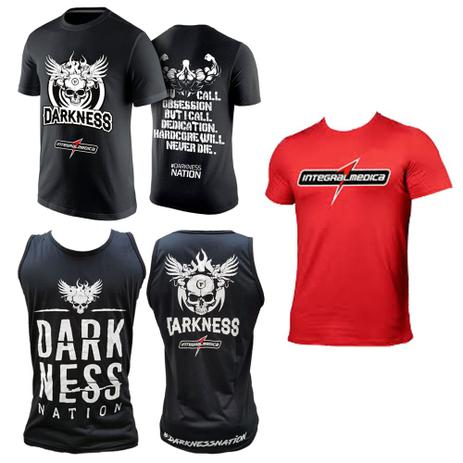 Kit camiseta darkness regata darkness camiseta vermelha integramedica jpg  463x463 Kit camiseta d8e5d235c0f94