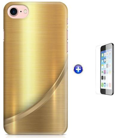 Imagem de Kit Capa Case TPU iPhone 7 - 4,7
