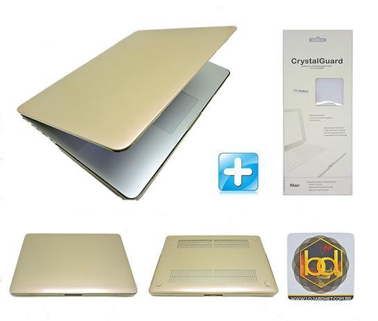 Imagem de Kit Capa Hardcase Macbook Pro 13,3