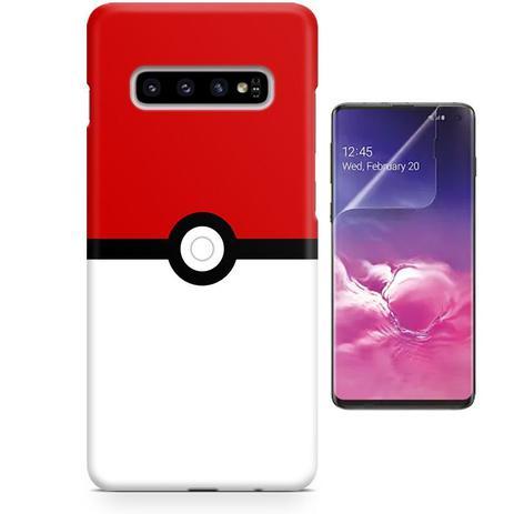 Capa Case Capinha Pokemon Go Pokebola