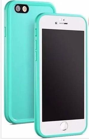 4dca0d34fde Kit Capinha Case Prova D Agua Apple Iphone 6 Plus - iPhone ...