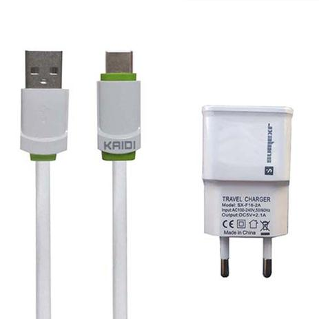 Imagem de Kit Carregador Para Samsung Galaxy S20 Cabo USB C E Fonte