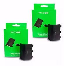 Imagem de Kit com 2 bateria para Xbox One
