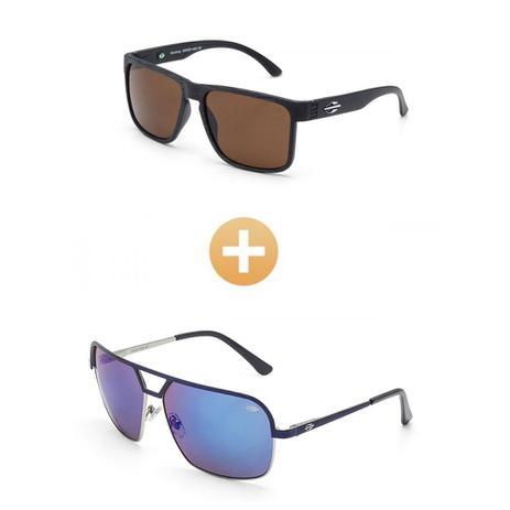fb35f8c57 Kit com 2 Oculos de Sol Colcci - F6-Kit-6Pa - Mormaii - Óculos de ...