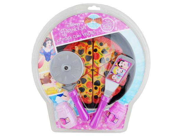 Kit Comidinha Pizza Princesas Disney Toyng - 27543
