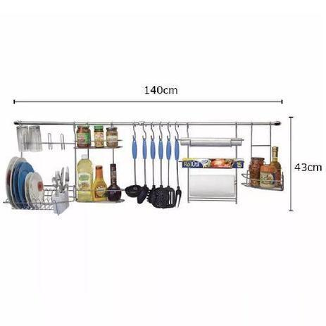 Imagem de Kit Cozinha Suspensa 1 ARTHI 1401