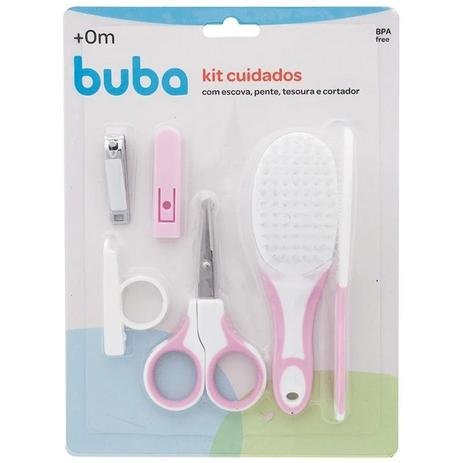 Imagem de Kit Cuidados Baby Higiene Para o Bebê Buba