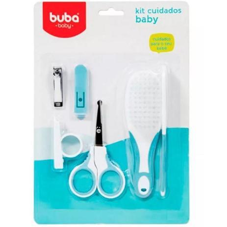Imagem de Kit Cuidados do Baby Azul - Buba