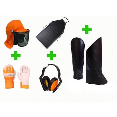 Kit de EPIs de Segurança para Roçadeira Tecmater (516.001.005) - EPI ... 43371dd25d