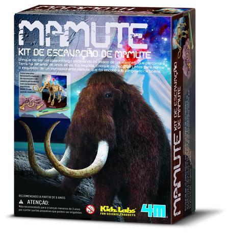102863b181100 Kit de escavação - mamute - 3dcomex - Brincadeiras de Faz de Conta ...