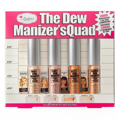 Imagem de Kit de Iluminadores The Dew Manizer Squad The Balm