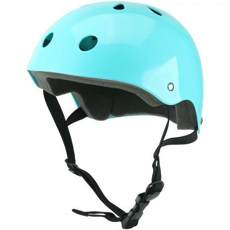 79a27a73ad Kit de Proteção Infantil Atrio Azul Preto M - ES182 - Capacete de ...