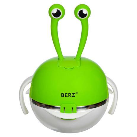 Imagem de Kit de Refeição Kids 5 em 1 - Caranguejo Verde - Berz