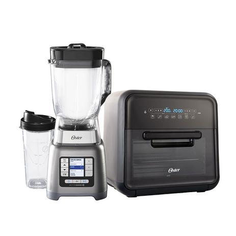 Imagem de Kit Fritadeira Super Fryer e Liquidificador Active Sense Oster